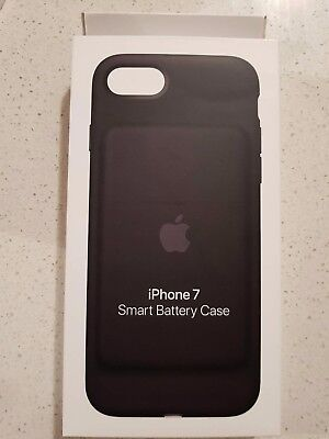 Iphone 7 Case Charger BLACK- Excellent Condition!!
