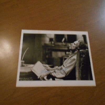 Mystery  ? ?  Hand Signed Photo