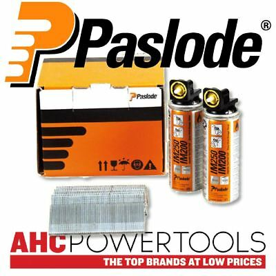 Paslode 921588 16 G x 32mm Galv Brad Fuel Pack (2000 per box + 2 fuel cells)