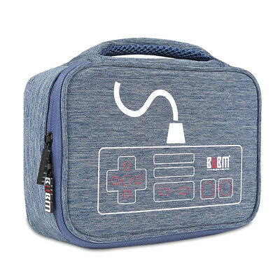 BUBM Carrying Case Game Console Bag Protector for Nintendo NES Controller