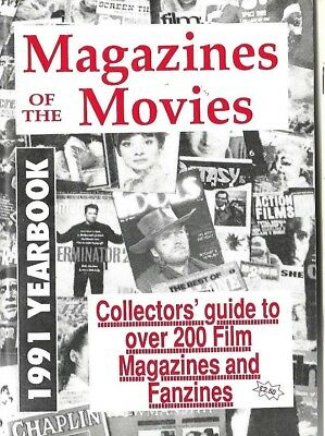 Magazines Of The Movies 91 Yearbook Monster Mag Alan Jones Ex Condition