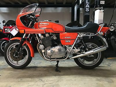 1982 Other Makes Laverda Jota  1982 Laverda Jota