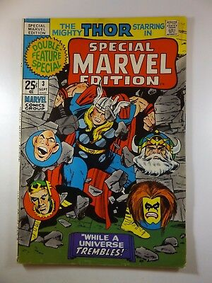 Marvel Speccial Edition #3 W/The Mighty Thor!! Fine- Condition!!