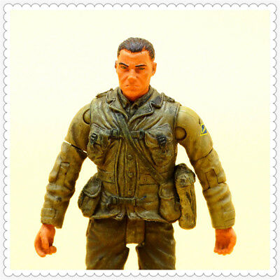 1:18 BBI Elite Force Unimax WWII ATION Figure Soldier OLD S2
