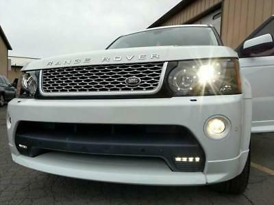 2012 Land Rover Range Rover Sport  2012 Land Rover Range Rover Sport Supercharged