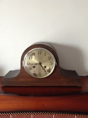 Old mantel clock for spares or repair