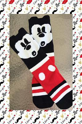 Micky Mouse Socks - Adorable Essentials