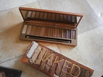 Palette De Maquillage Naked Heat Urban Decay