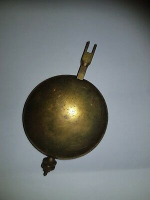 Clock pendulum weight