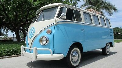 1967 Volkswagen Bus/Vanagon 4 1967 VOLKSWAGEN BUS/VANAGON IN EXTREMELY NICE CONDITION AND AMAZING LOOKS, WOW!!