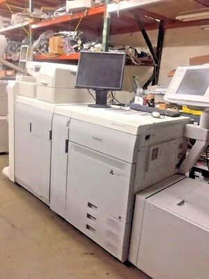 Canon  Imagepress C700 Color Copier/printer, B1 Lite Deck, Am2 Fin., Low Meter