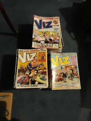 Viz Comic Collection 137 issues from Number 106