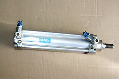 FESTO 14149 Double Acting Cylinder DNU-50-160-PPV-A Doppelwirkender Zylinder 160