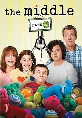 The Middle Complete Season 8 On Dvd, Brand New And Sealed