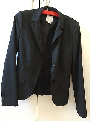 s oliver damen hosenanzug hose blazer gr 40 top eur 8. Black Bedroom Furniture Sets. Home Design Ideas