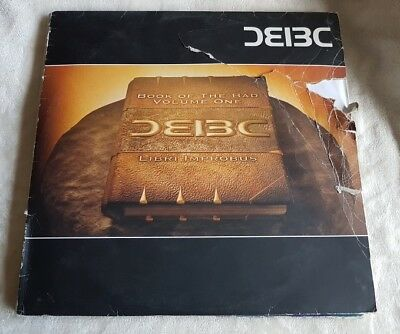 Bad company book of the bad 2x vinyl drum and bass vinyl