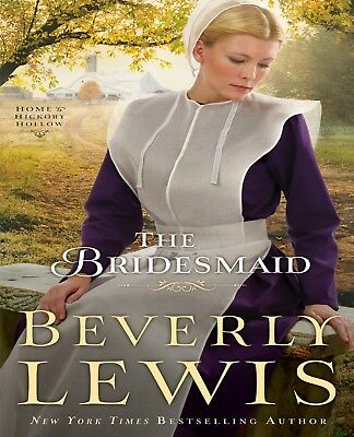 The Bridesmaid by Beverly Lewis (2012, Unabridged) 7 CDs