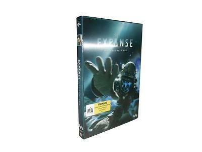 The Expanse Complete Season 2 Dvd, Brand New And Sealed