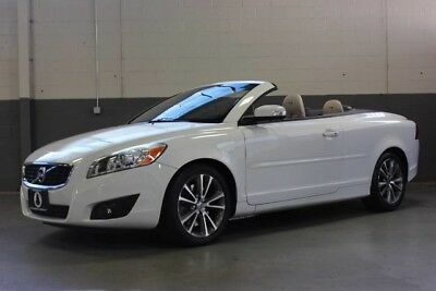 2011 Volvo C70 Base Convertible 2-Door BEAUTIFUL 2011 VOLVO C70 T5 CONVERTIBLE, ONLY 67,656 MILES, JUST SERVICED!!!