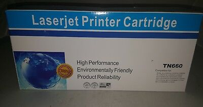 1 Brother TN660 TN630 cartridge for DCP-L2520DW All In One AIO laser printer