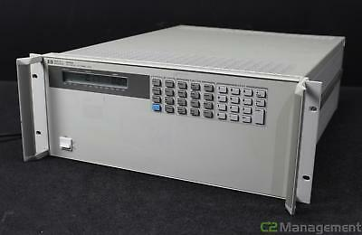 HP 6050A System DC Electronic Load