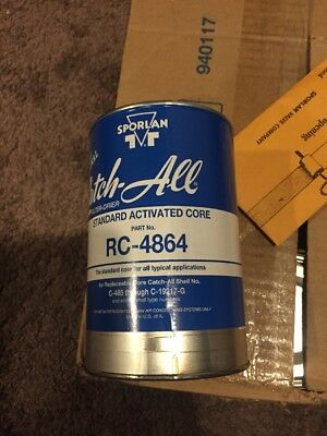 Lot Of 12 Sporlan Catch-All, RC-4864, Filter-Dryer STANDARD CORES