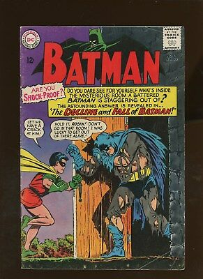 Batman 175 VG 4.0 * 1 Book Lot * Aunt Harriet Cameo! Carmine Infantino Cover!