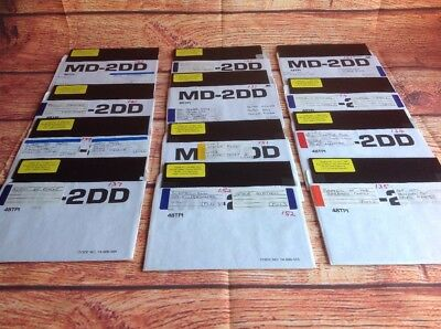 COMMODORE 64 ASSORTED GAMES on Floppy Disk. C64 Games Various Lot Bulk 8