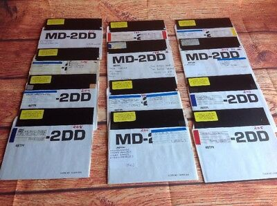 COMMODORE 64 ASSORTED GAMES on Floppy Disk. C64 Games Various Lot Bulk 11
