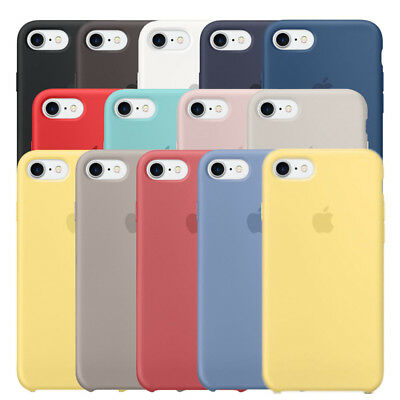 Brand New For Apple iPhone 7 / iPhone 7 PLUS Silicone Case