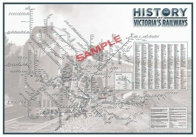 The History of Victoria's Railways