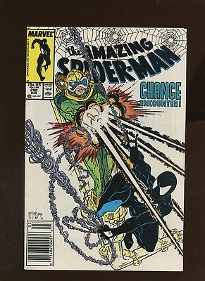 Amazing Spider-Man 298 VF 7.5 * 1 Book * Venom ( In Shadow Cameo)! McFarlane!