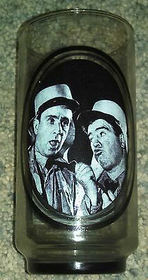 Abbott and Costello The Foreign Legion  Take 2 of 6 Arby's Collectors Glass 1979