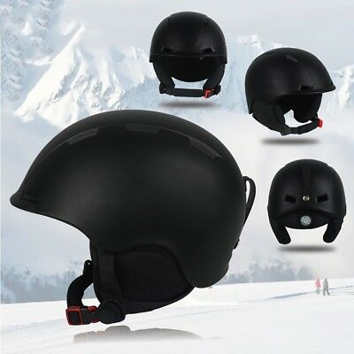 Professional Ski Helmet Autumn Winter Safety Helmets Skiing Equipment Snow Sport