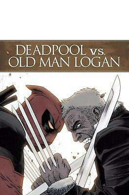 DEADPOOL VS OLD MAN LOGAN 1 1st PRINT NM WOLVERINE PRE-SALE 10/18
