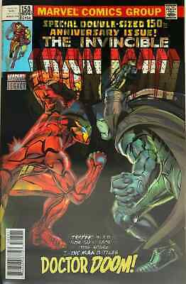 Invincible Iron Man 593 Lh Lenticular Homage 112 Variant Legacy Nm