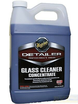 Meguiar`s Glass Cleaner Glass Cleaning Concentrate 3.785 L, 12,93 EUR / Litre