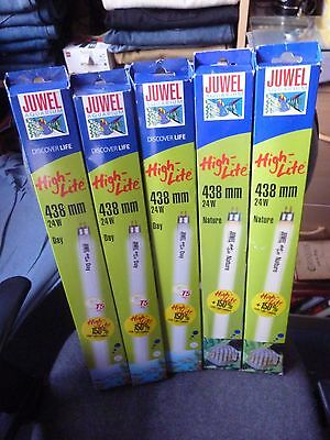 JUWEL  T5 NATURE  438mm   24 w   HIGH LIGHT TUBE  AQUARIUM