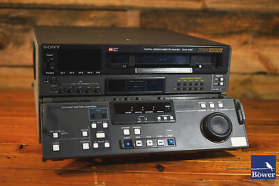 Sony DVW-510P Digital Betacam professional VIdeocassette Player