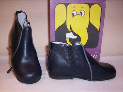 Shoes desert boots booties vintage Elefantino baby baby first steps 23 24