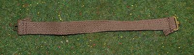 VINTAGE ACTION MAN 40th LOOSE ACTION SOLDIER BROWN BELT 1/6 SCALE