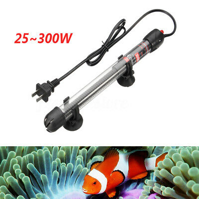 Aquarium Thermometers Digital Adjustable Water Temperature Thermostat Heater Rod