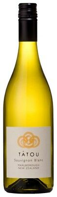 Tatou Sauvignon Blanc 2014 (12 x 750mL), Malborough, NZ.