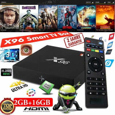 2GB+16GB E-BOX 4K TV BOX Android6.0 S912 H265 OctaCore Dual WIFI 3D Media Player