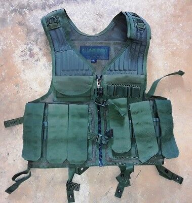 Omega Elite #3 Tactical Vest Blackhawk - oliv
