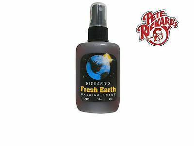 Pete Rickard - New 2 Oz. Fresh Earth Hunting Cover Scent - Lh541 Dirt Scent