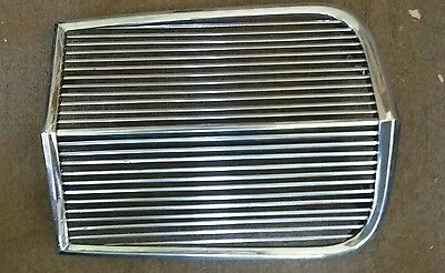 Jaguar Mark VII - Grill