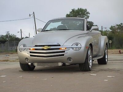2005 Chevrolet SSR  2005 Chevrolet SSR Supercharged, Low Miles, Immaculate Like New