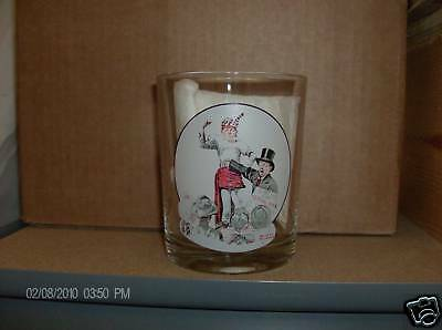 Norman Rockwell Glassware Collection Circus Strongman