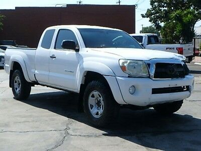 2011 Toyota Tacoma PreRunner 2011 Toyota Tacoma Access Cab PreRunner Wrecked Clean Title Perfect Color L@@K!